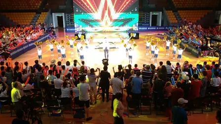 洋甜舞蹈艺术教育参加暑期好味道录制