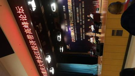 重大长江学院经济带高峰论坛5