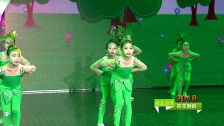 荷花舞韵7.8比赛,武安轻舞飞扬比赛节目:亲亲我的小树