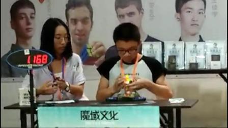 徐子博三阶单次中国纪录4.72秒
