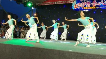 浏阳市小杜鹃舞蹈学校陈老师自编傣族小舞蹈《小灵雀》