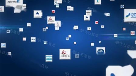 飞石互动活动案例-logo循环