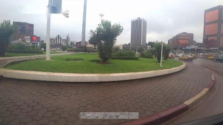 喀麦隆-雅温得市中心