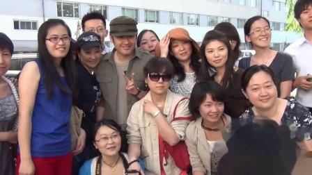 20120524日《四大名捕》剧宣后波蜜合照