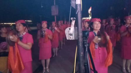 汝阳县龙凤艺术团婚庆2018年8月28日