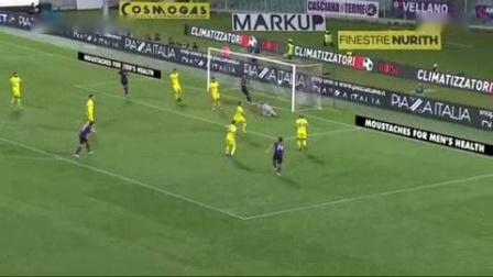 我在【录播】小基耶萨西蒙尼破门 贝纳西梅开二度 佛罗伦萨6-1大胜切沃截了一段小视频