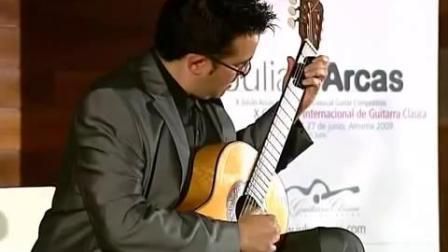 西班牙John Ray 约翰 雷伊-Torres托雷斯吉他试听Córdoba - Albéniz