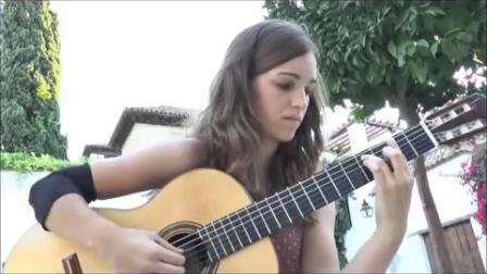 西班牙John Ray 约翰 雷伊-音乐会吉他试听 Yesterday