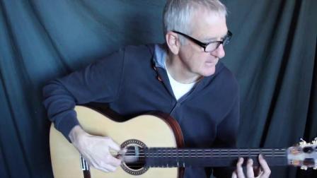 西班牙John Ray 约翰 雷伊-音乐会吉他试听
