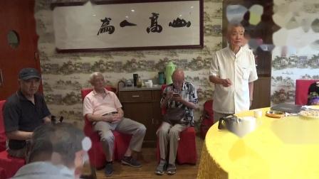 姜长宝先生演唱京剧四郎探母。