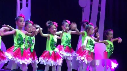 荷花舞韵6.3比赛,广平乐舞舞蹈培训中心比赛节目:茉莉花