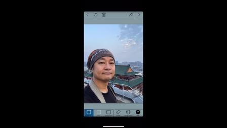 39、后期软件能把照片修成虚化效果吗?