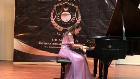 曾诗闵——Schubert,First movement from Sonata in A minor,D.573