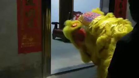 舞狮入门教学视频