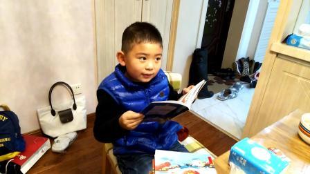 【6岁半】2-7哈哈讲故事《不一样的卡梅拉》我想有个弟弟video_185908