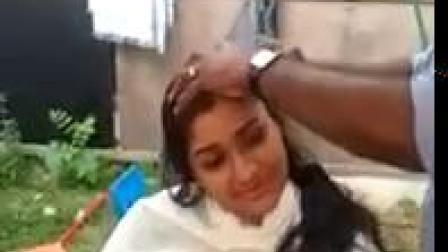 Indian_Beautiful_female_Headshave_标清