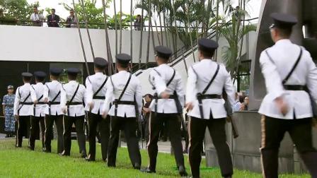 《歌唱祖国》2018香港警察乐队版