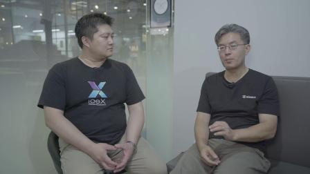 CryptoLingo - ioeX and Elastos - Aryan Hung and Rong Chen