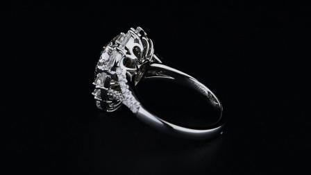 #JCRF05414008# 1.20克拉 绿钻戒指