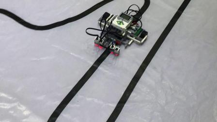 Robotchallenge 乐高巡线4光电冠军版本