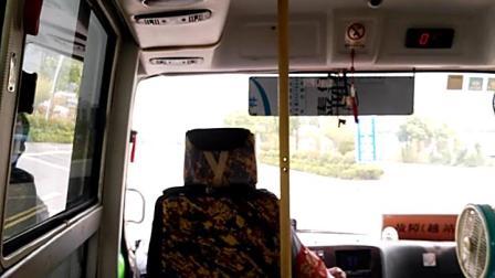 宁波736路公交车报站