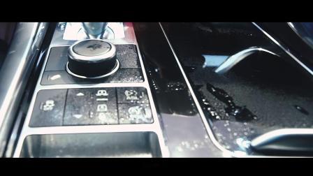 路虎揽胜运动版-UPPF隐形车衣内饰施工
