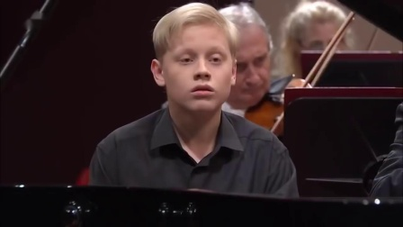Alexander Malofeev -- S.Rachmaninoff. Rhapsody on a Theme of Paganini