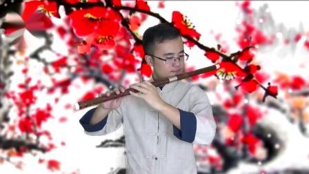 """笛子独奏《红墙叹》(电视剧""""延禧攻略""""主题曲)"""