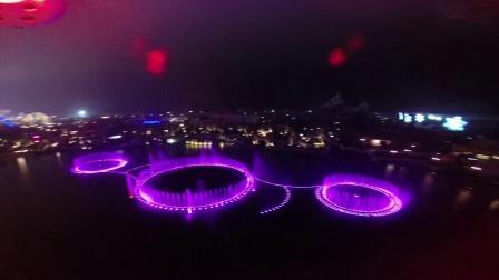 上海嘉跃喷泉-广州珠海海洋王国神州鼓乐