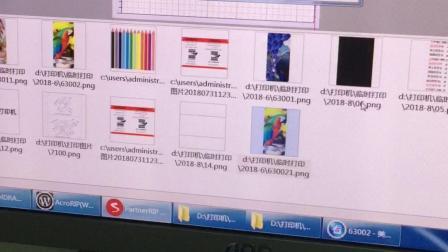 【对比6色机和8色机】 手机壳打印-黄先生13590119252