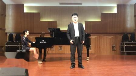 《寻常的故事》演唱:程龙  伴奏:王艳