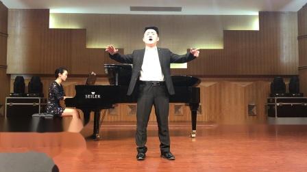 《海恋》演唱:程龙  伴奏:王艳