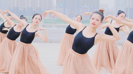 《菩提偈》中国舞一阶教练班学员作品