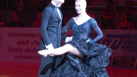 2013年 阿鲁纳斯·比佐卡-卡秋莎·德米多娃《探戈舞曲故事》