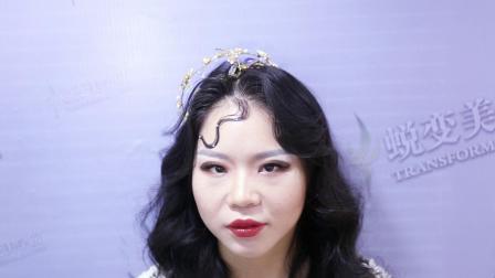 化妆视频之霸气造型