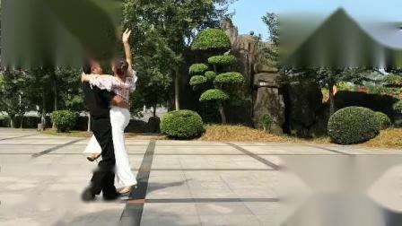 咸宁郑老师舞蹈作品③《伦巴月夜》
