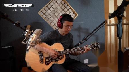 bblaudio2046 2047/NEVE 1073DPA 话放原声吉他对比