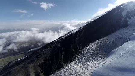 冰山之父慕士塔格峰