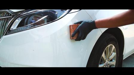 UPPF隐形车衣-GL8划痕测试