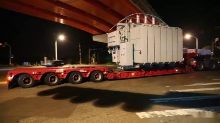 台湾大型变压器运输