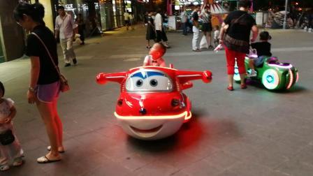 超级飞侠 乐迪 儿童游乐场(宝宝3岁4个月)
