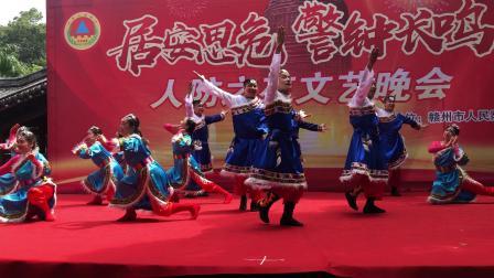 赣州章贡区老年体协艺术团《再唱山歌给党听》