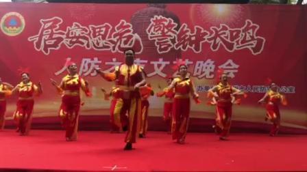 赣州章贡区老年体协艺术团《中华情》