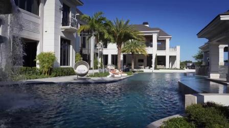 耗资2000万美元的海滨德拉海滩庄园