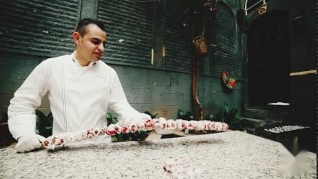 叙利亚大师制作美食简直是一种享受
