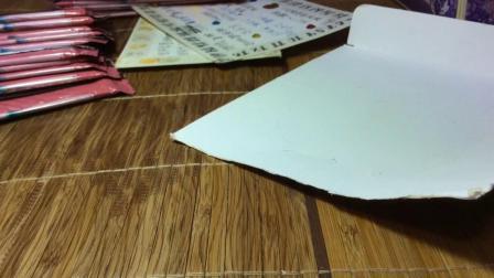 """第四十九期节目:制作""""花仙魔法""""立牌"""