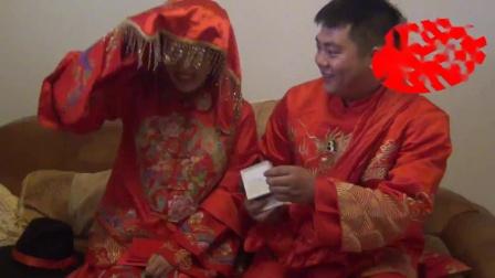 刘静婚礼视频_1