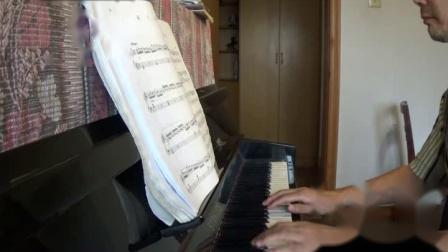 江油贾伦刚钢琴教学-备课示范五首