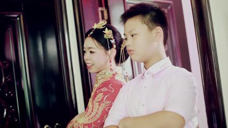 韦育林 &  杨 惠