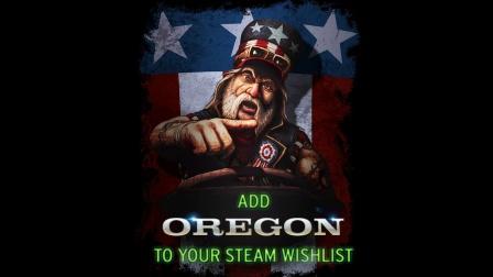 《美洲卡车模拟》 Oregon 俄勒冈 - 游戏视频